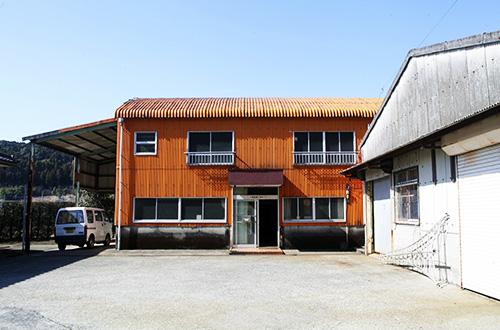 木原金属工芸社の外観