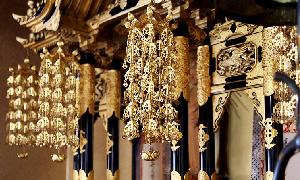 仏壇・仏具金具の製造